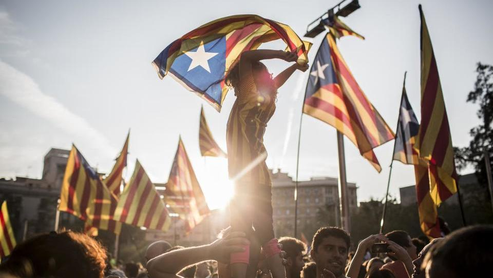 V pričakovanju petkove odločitve o Kataloniji