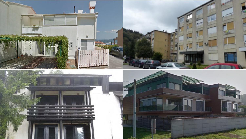 Top dražbe: Stanovanja v Ljubljani, Škofljici in Kopru, apartmaja na Rogli in hiša v središču Ljubljane