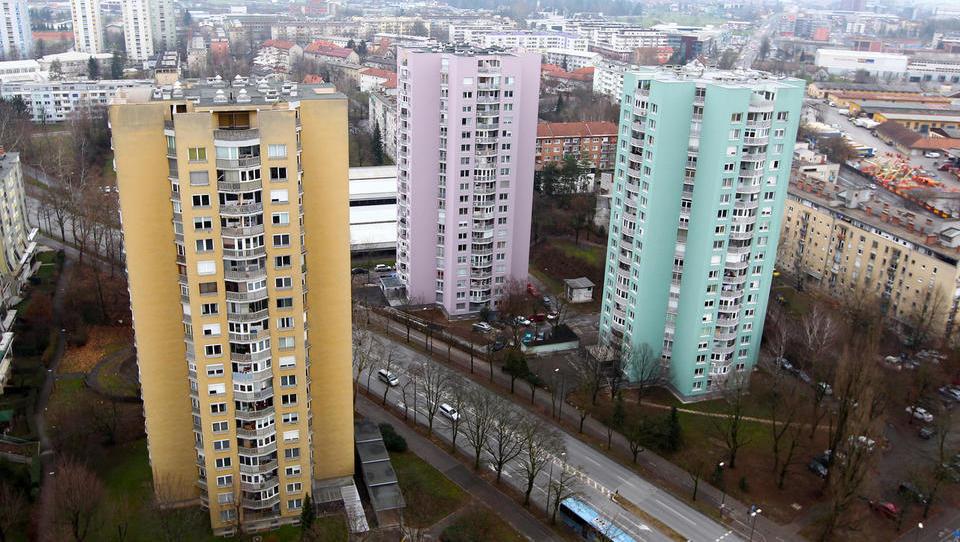 Prva ocena: za koliko so lani zrasle cene stanovanj v Ljubljani?
