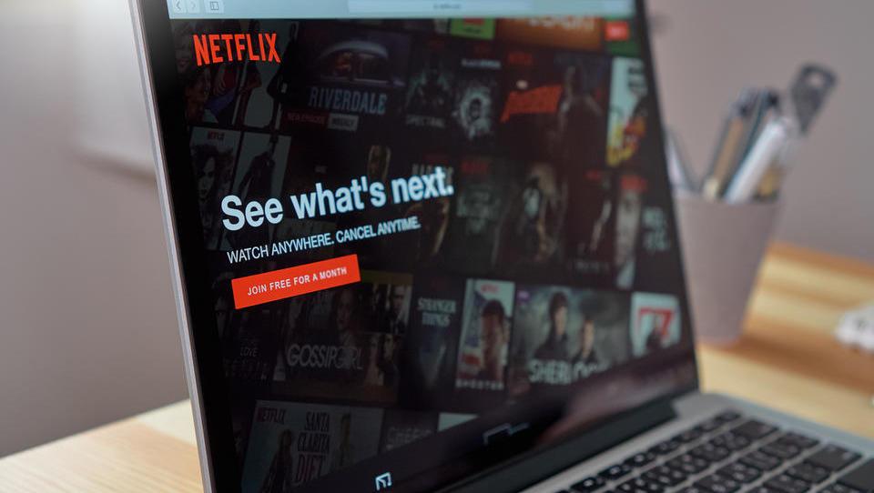 Netflix v zadnjem trimesečju razočaral vlagatelje