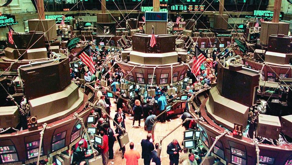 Bojazni pred trgovinsko vojno znižujejo tečaje na Wall Streetu