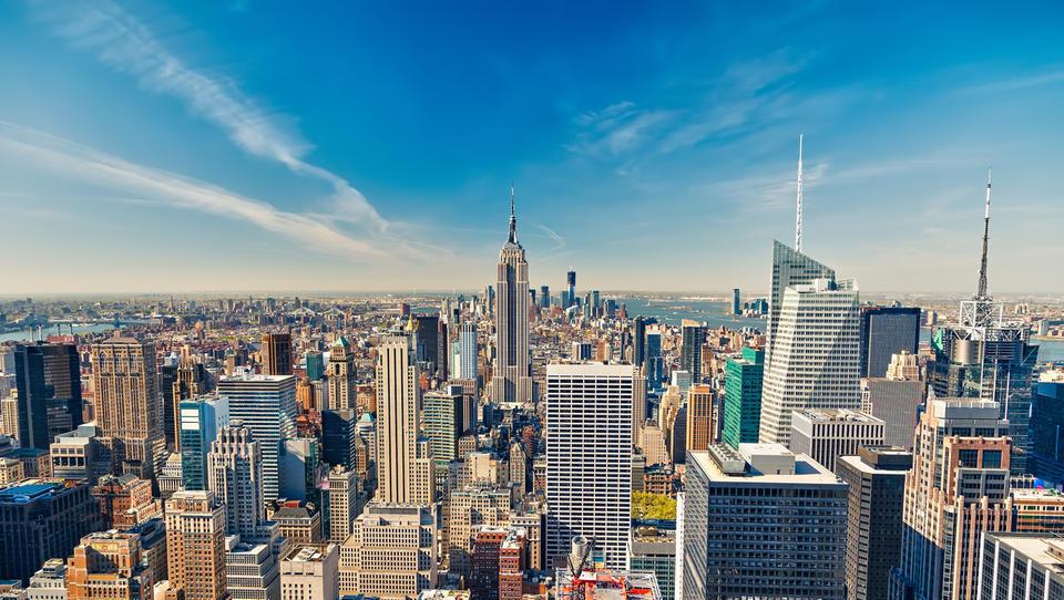 Newyorčani so sestavili enega najbolj ambicioznih podnebnih načrtov na svetu