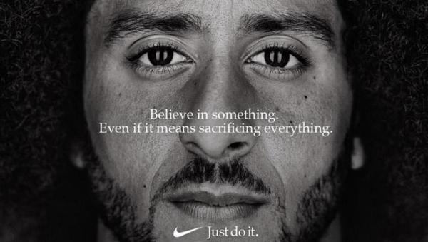 Kako je Nike z oglasom sprovociral Trumpa in povečal vrednost podjetja 70313be159c