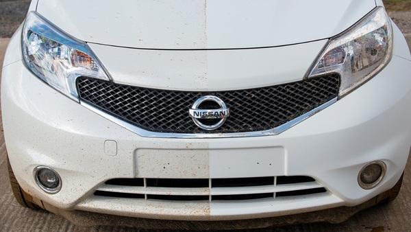 (video) Nissanova klofuta avtopralnicam