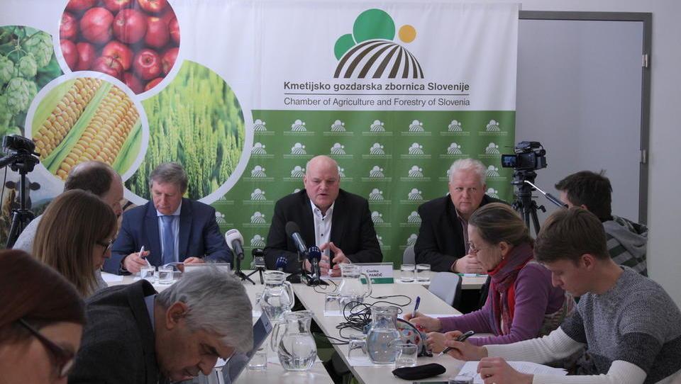 Kako bi kmetijsko-gozdarska zbornica izboljšala položaj kmetov
