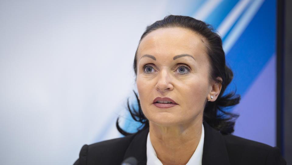 Lidia Glavina ne bo več nadzornica Telekoma