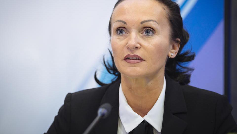 Dnevnik: Lidia Glavina v novo službo, milansko hčer državne družbe Gen-I
