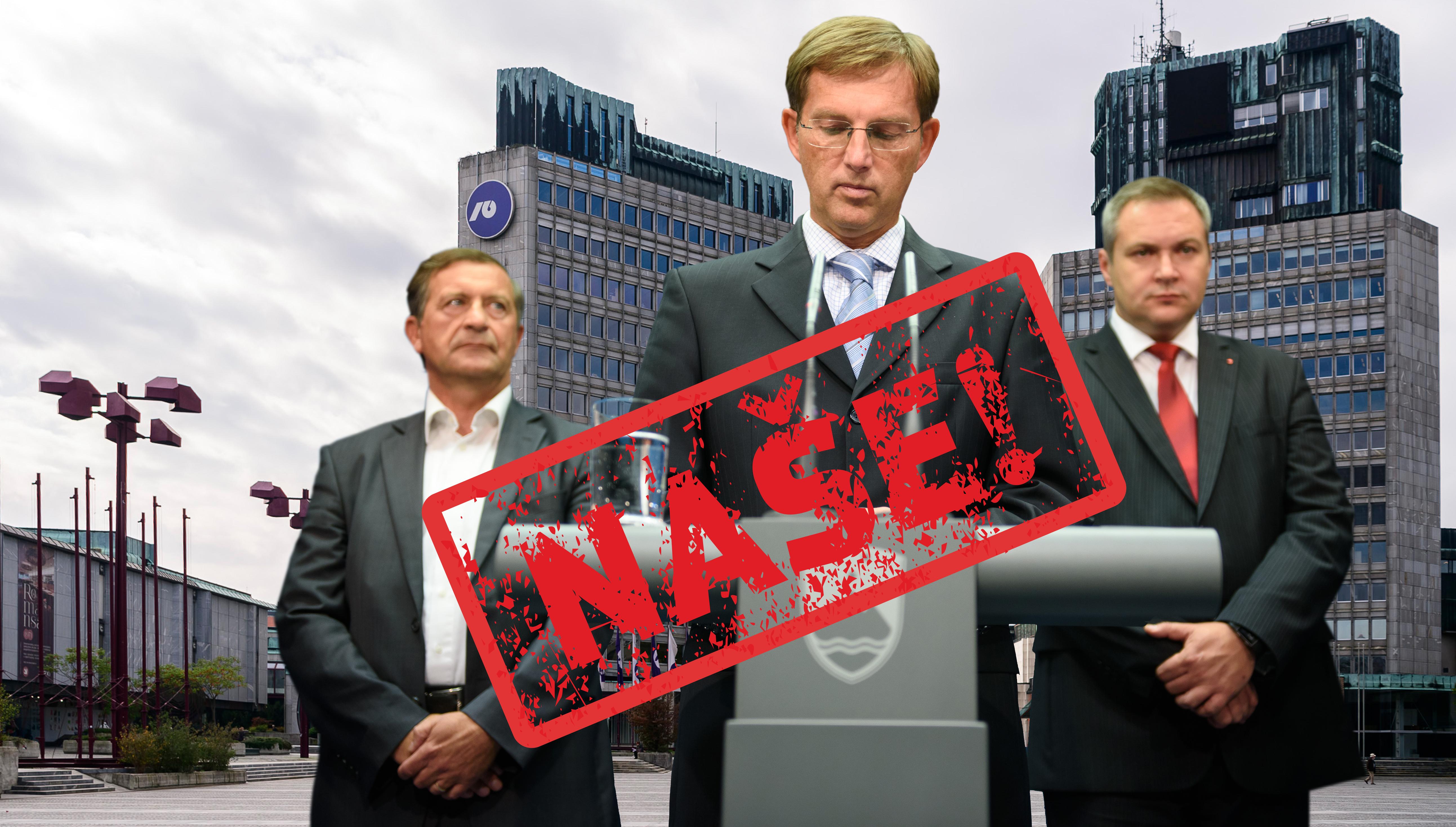 Koalicija noče večje kupnine za NLB