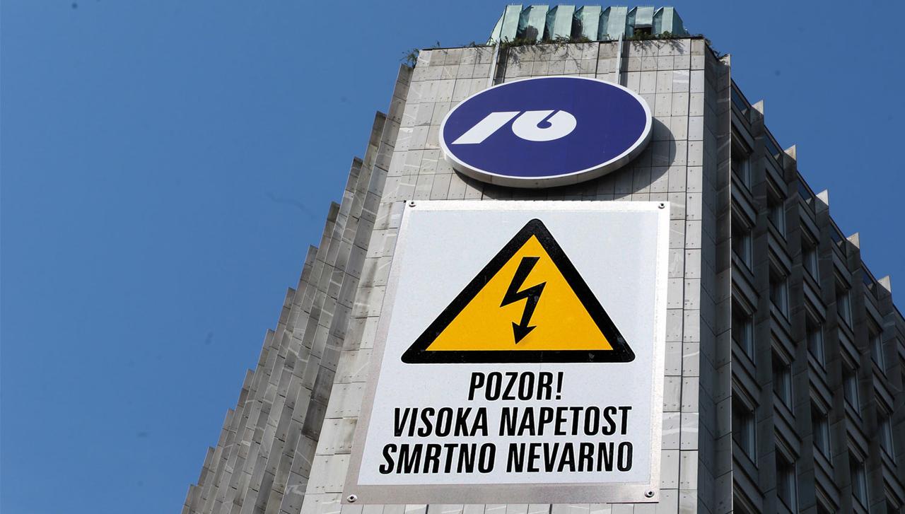 SDS in NSi bi zaradi stare LB jemali hrvaškim podjetjem v Sloveniji. Recimo, vzeli bi denar Mercatorju, ki je sistemsko podjetje! Je to zdravo?