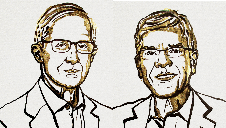 Nobelova nagrajenca za ekonomijo sta William Nordhaus in Paul Romer