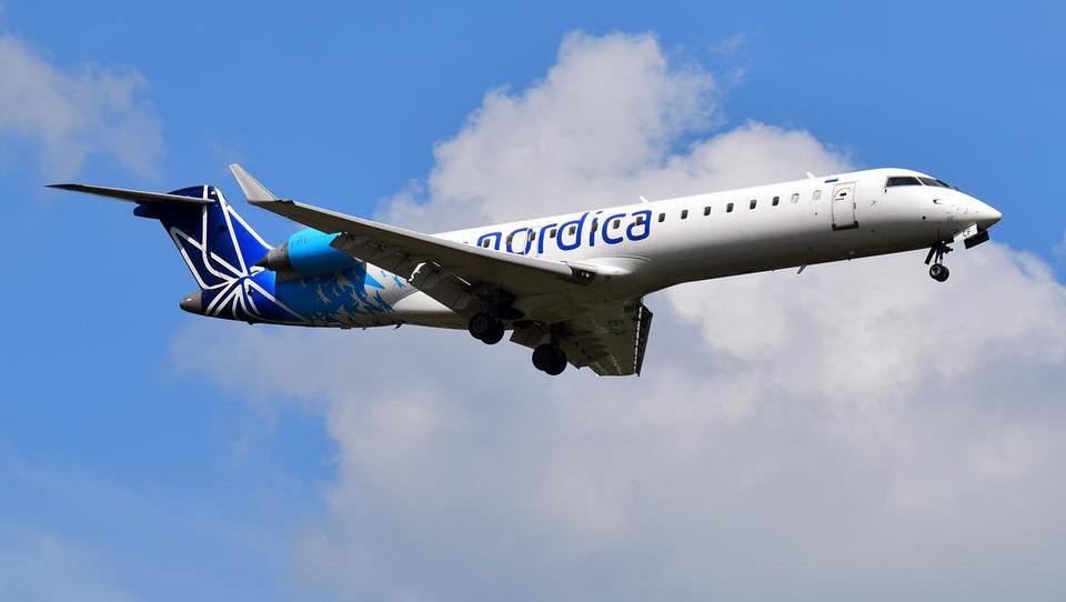 Estonski državni letalec Nordica postaja podizvajalec za poljski Lot