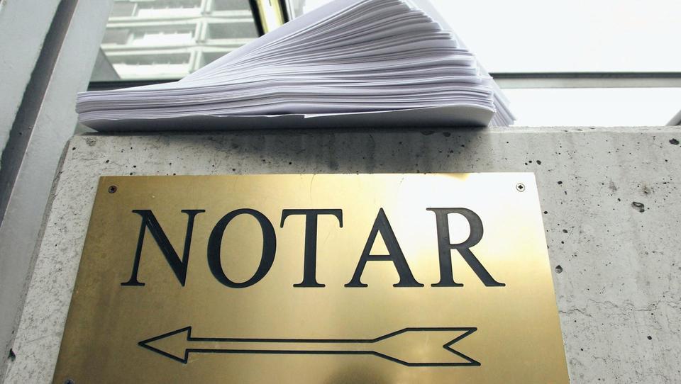 Kateri notarji so največji in katerim prihodki najbolj rastejo