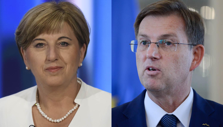 Ne Čuš, trgovine vam bosta ob nedeljah zaprli SMC Mira Cerarja in NSi Ljudmile Novak! Liberalci pa taki!