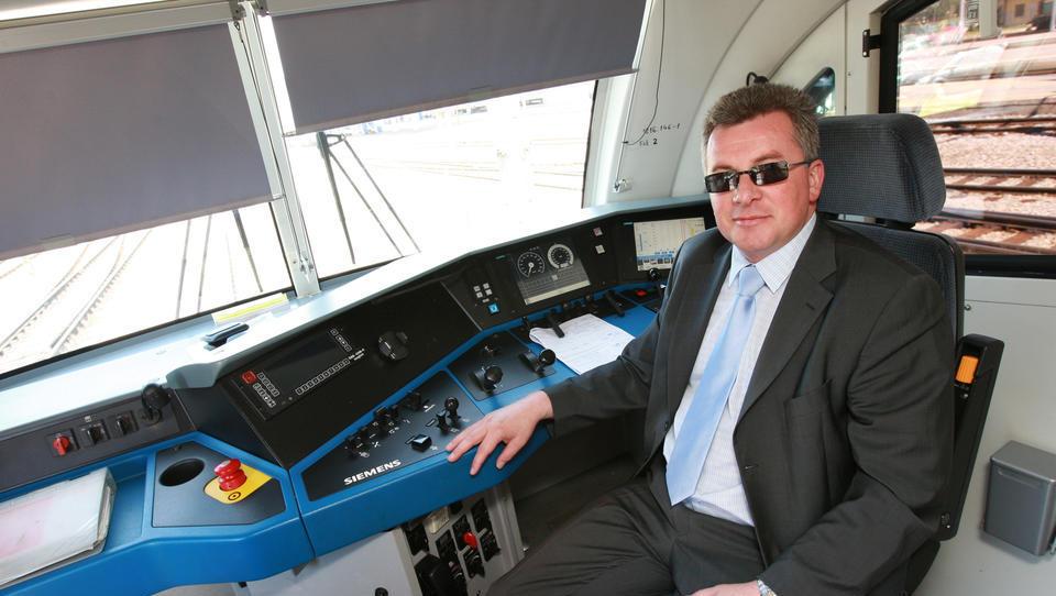 Na železnico prihaja novi igralec, romunski Train Hungary Maganvasut