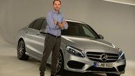 Pod novi Mercedes-benz C podpisan tudi Slovenec