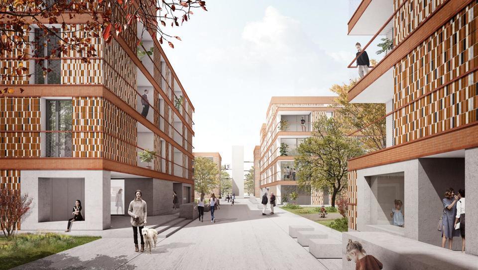 Poglejte, katere projekte bo republiški stanovanjski sklad izvajal z evropskim posojilom