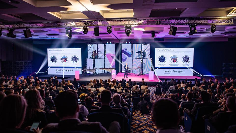 24. Microsoftova NT konferenca: tekma v umetni inteligenci se je začela