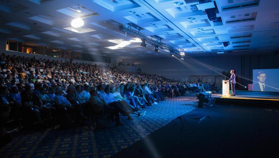 23. Microsoftova NT konferenca izpostavlja pomen digitalne preobrazbe za uspešno poslovanje v globalnem digitalnem svetu