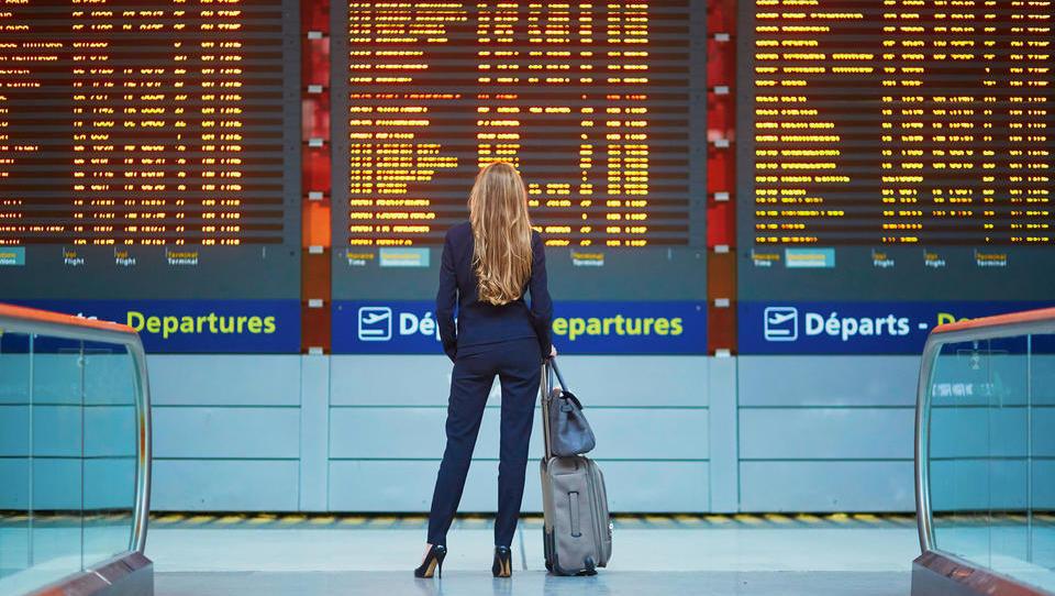 Kako uveljavite odškodnino, če vas letalski prevoznik pusti na cedilu