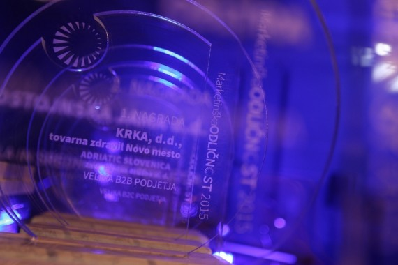 Znanih devet finalistov za nagrado marketinška odličnost 2016