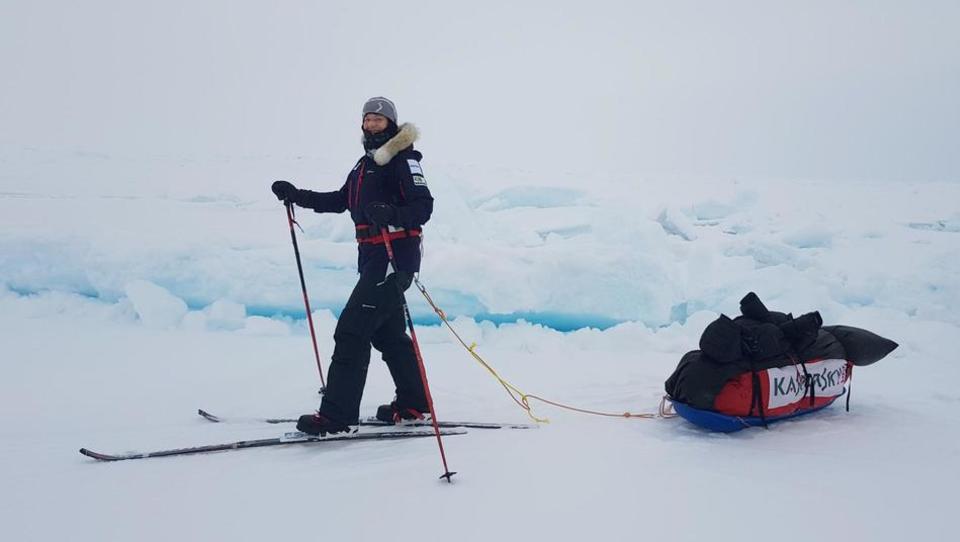Deset žensk na severnem polu