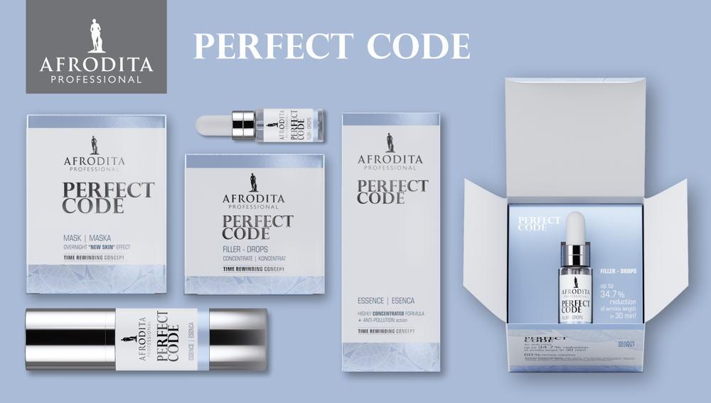 Odkrijte popolno kodo lepote iz razvojnih laboratorijev Kozmetike Afrodita!