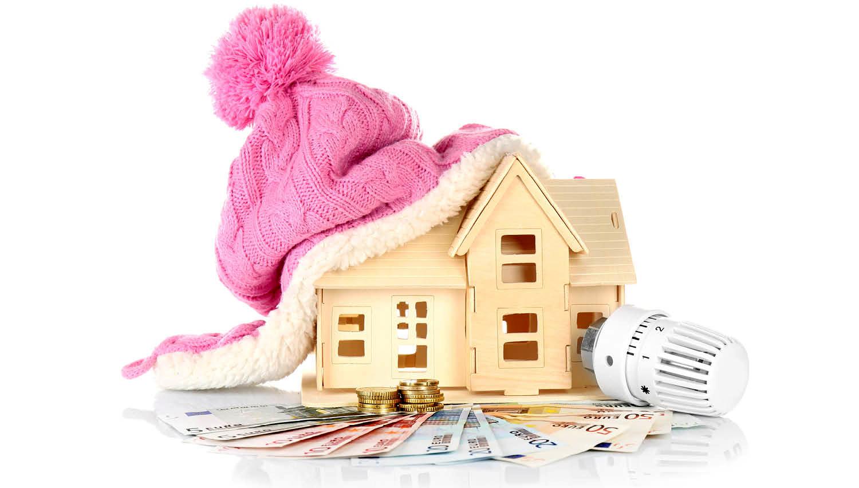 Po novem višje subvencije za zamenjavo sistema ogrevanja v hišah