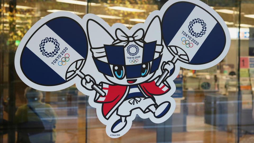 Lahko olimpijske igre dajo zalet japonski borzi?