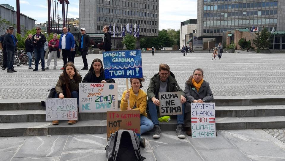 Naslednji globalni podnebni štrajk bo 24. maja. Kako tečejo priprave v Ljubljani?