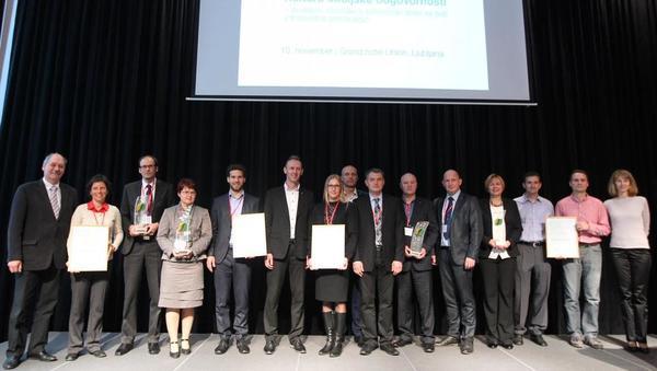 Odprt razpis za okoljske nagrade Financ 2016
