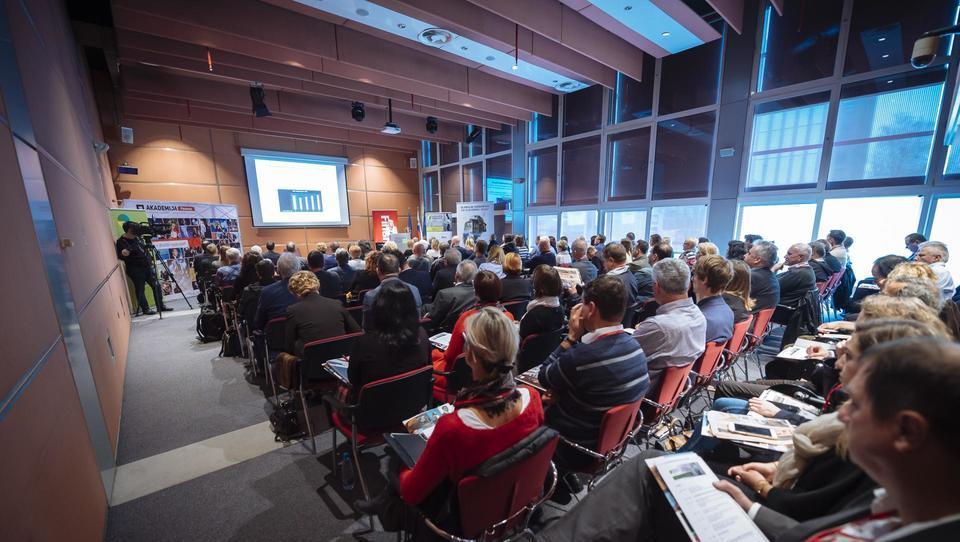 Okoljsko srečanje Financ: okoljske nagrade in strokovni program
