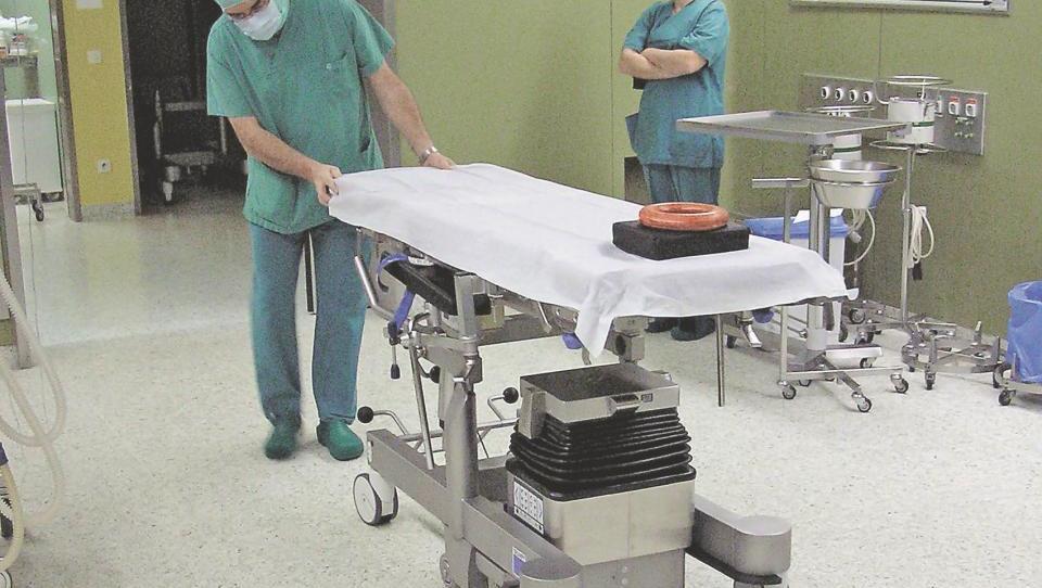 Baričič vrača na vrh akterja iz afere operacijske mize v UKCL