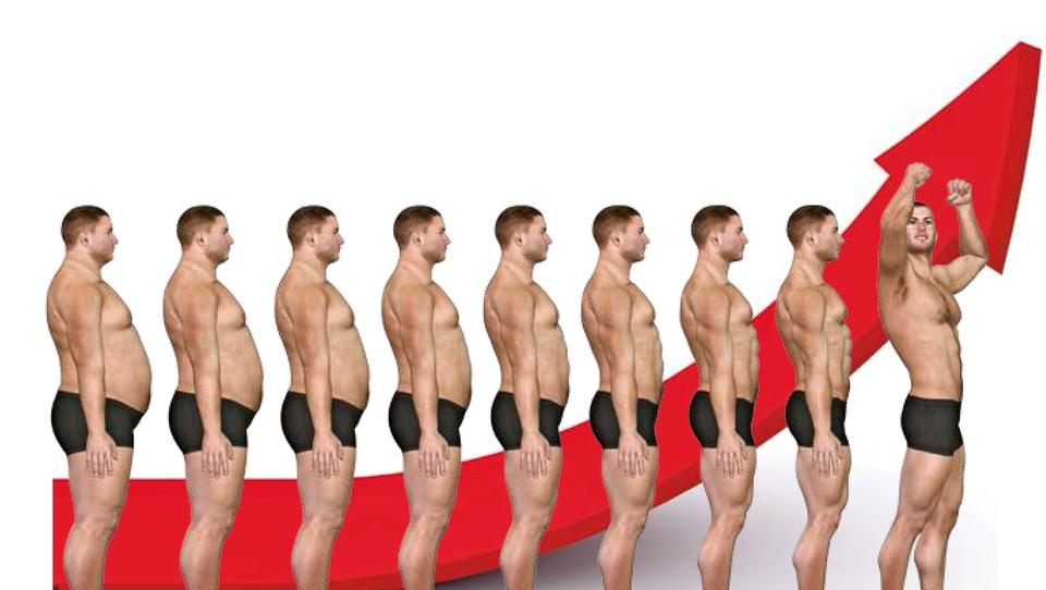 Z optimizacijo telesne mase do moškosti