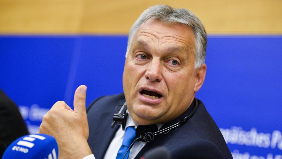 Orban: Dogovor o sodelovanju Madžarske pri drugem tiru ne bo uresničen, začenjamo pogovore s Trstom