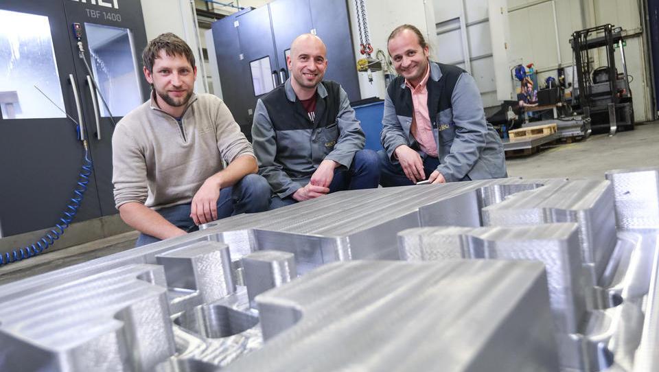 V notranjskem Oro Metu so mojstri za orodne plošče nestandardnih dimenzij