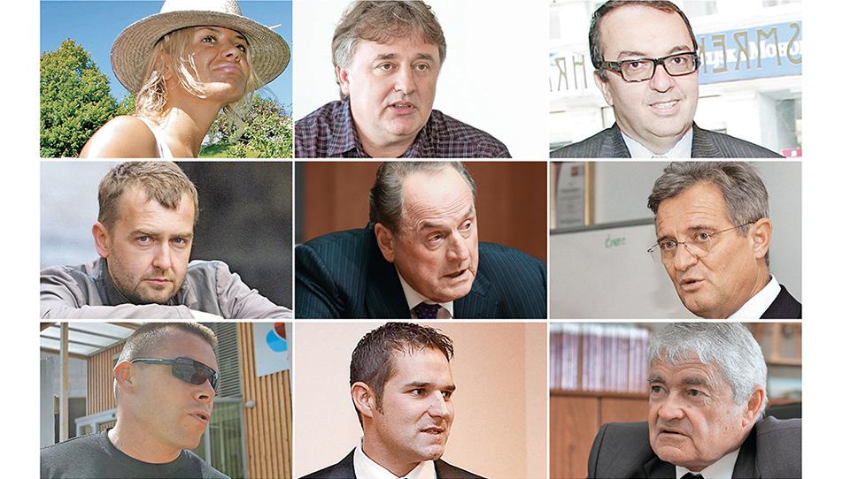 To so znani Slovenci, ki so končali v osebnem stečaju