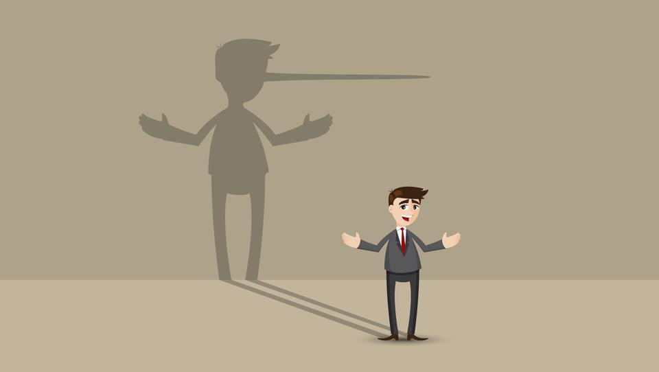 Kako preveriti, ali kandidat na pogovoru za službo laže