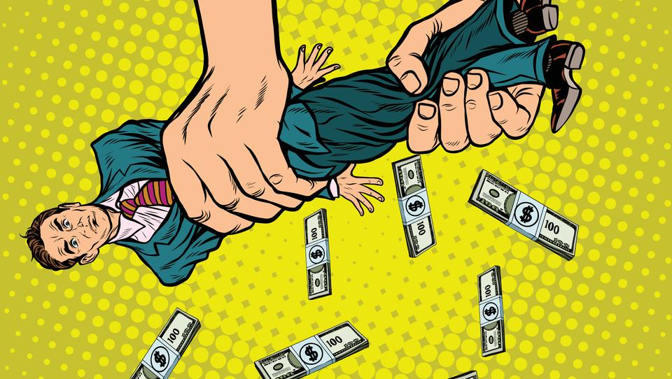 Kako bi nas šele država ožemala s švedsko plačo