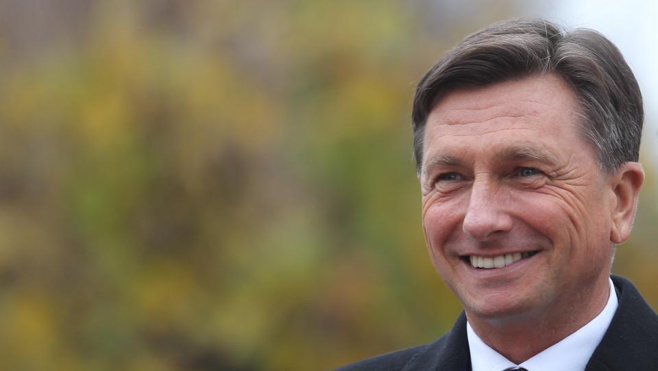 Biden pohvalil Pahorjevo prizadevanje v regiji