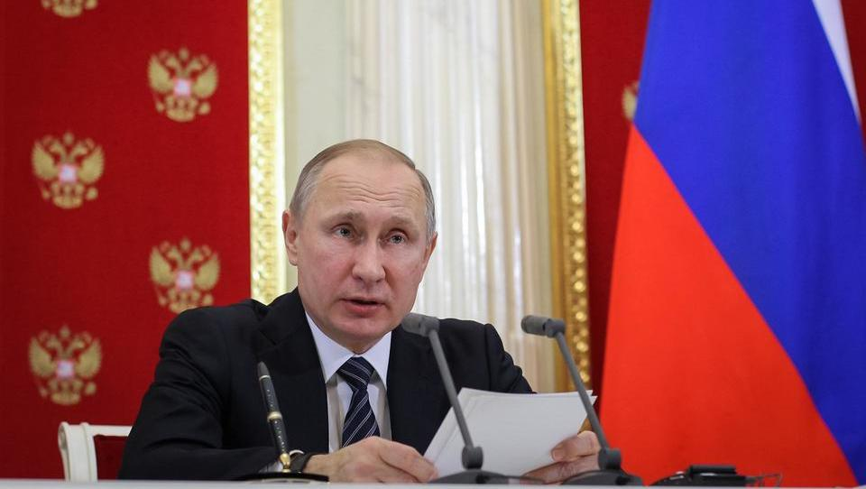 Putinov četrti mandat