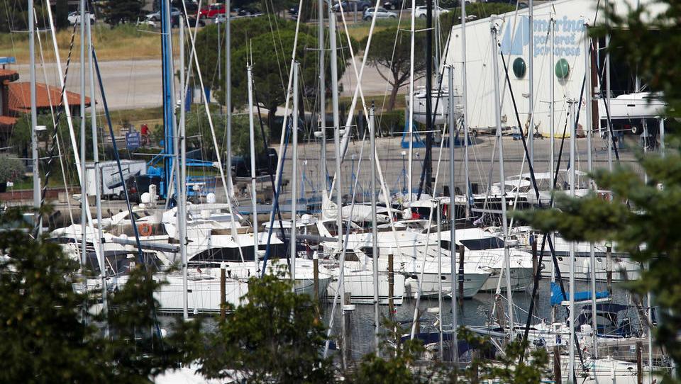 Petan končno predaja portoroško Marino Klariču in Papiču
