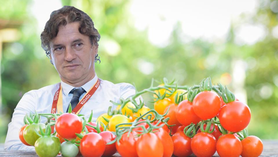 Robert Golob, Gen-I: Ob novem sedežu družbe bomo gojili pomidore