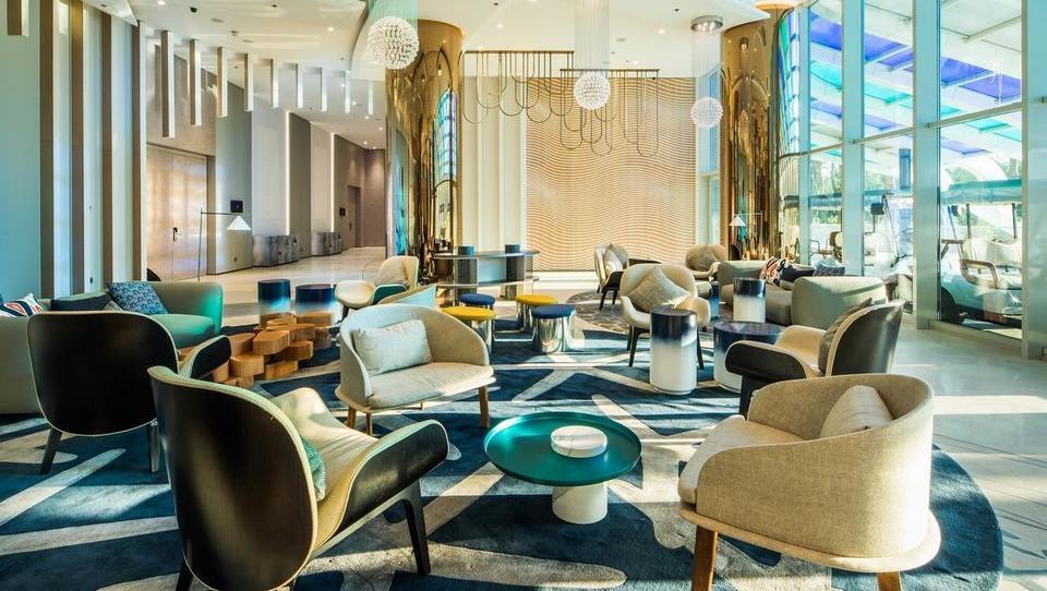 Tako je videti hotel, ki ga je opremil Stilles, Marriott pa razglasil za najboljšega