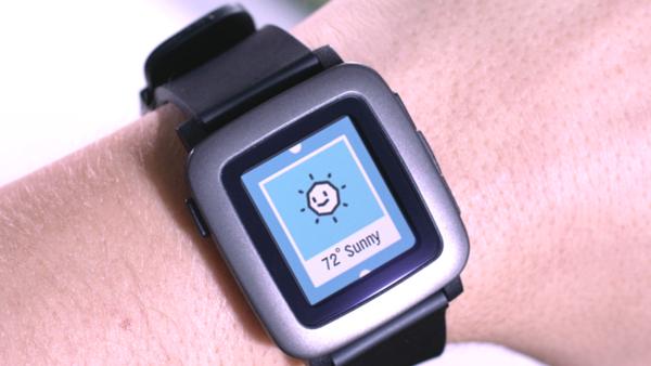 Kickstarter: nova pametna ura pebble do milijona dolarjev v 49 minutah
