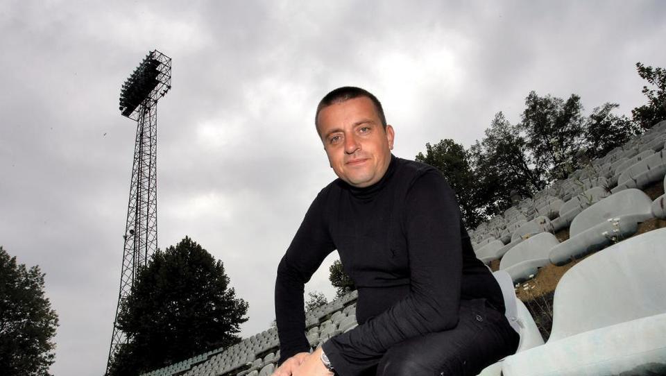 Pečečnik: Plečnikov stadion bi lahko prenovil do leta 2023. Kaj bi sploh gradil?