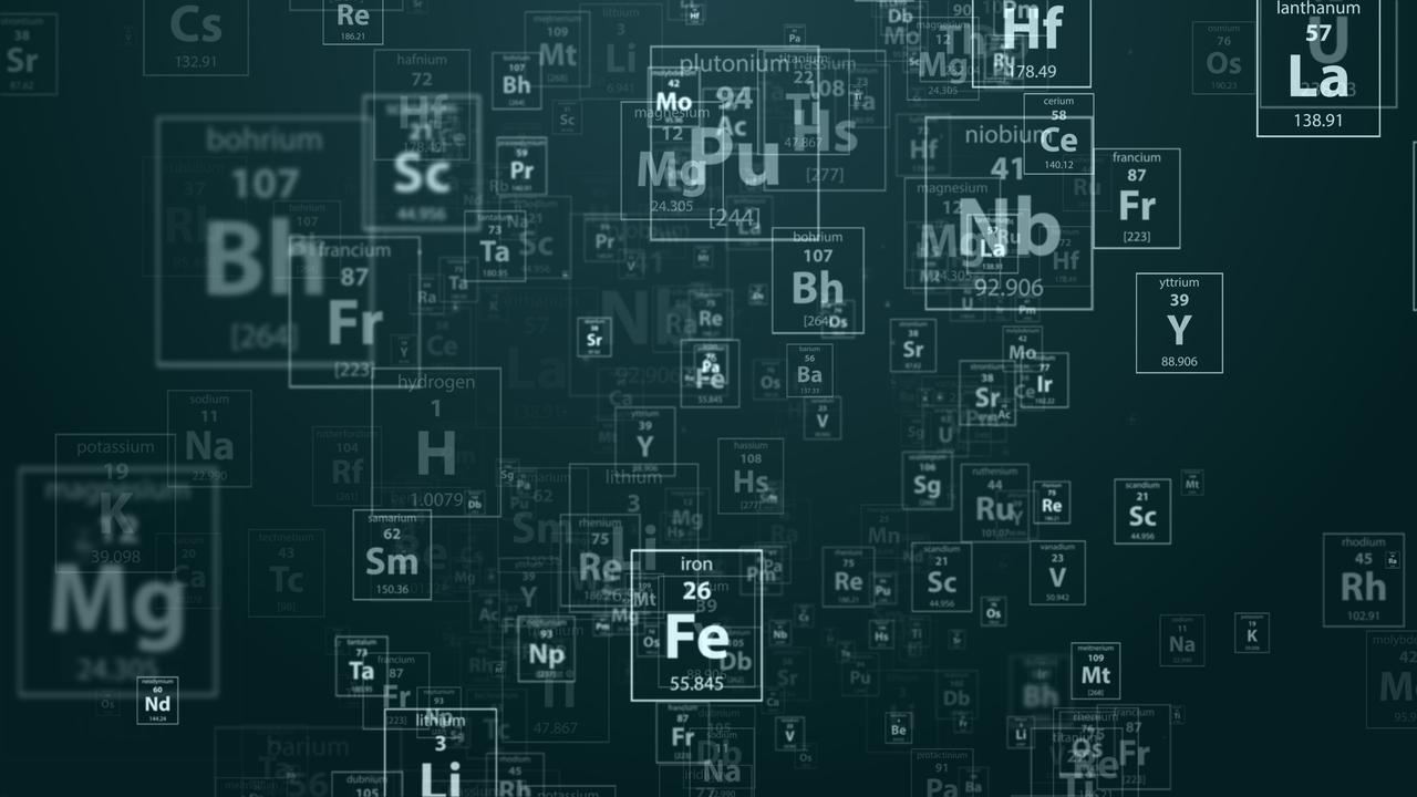 Zakaj je periodni sistem elementov pomembnejši kot kdajkoli prej