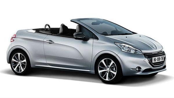 Platno za Peugeot 208 cabrio