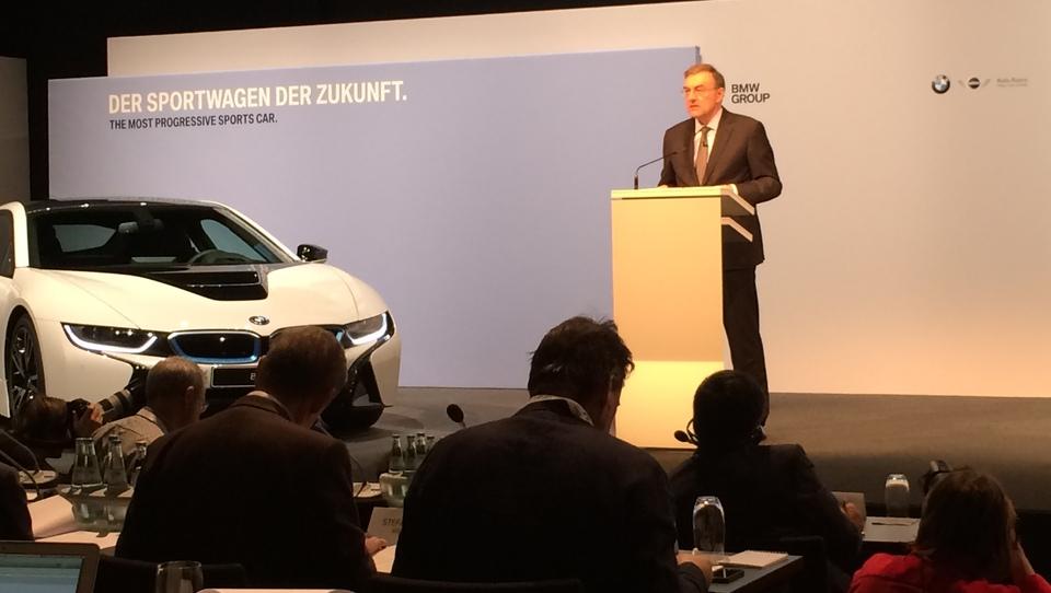 BMW z rekordnim dobičkom