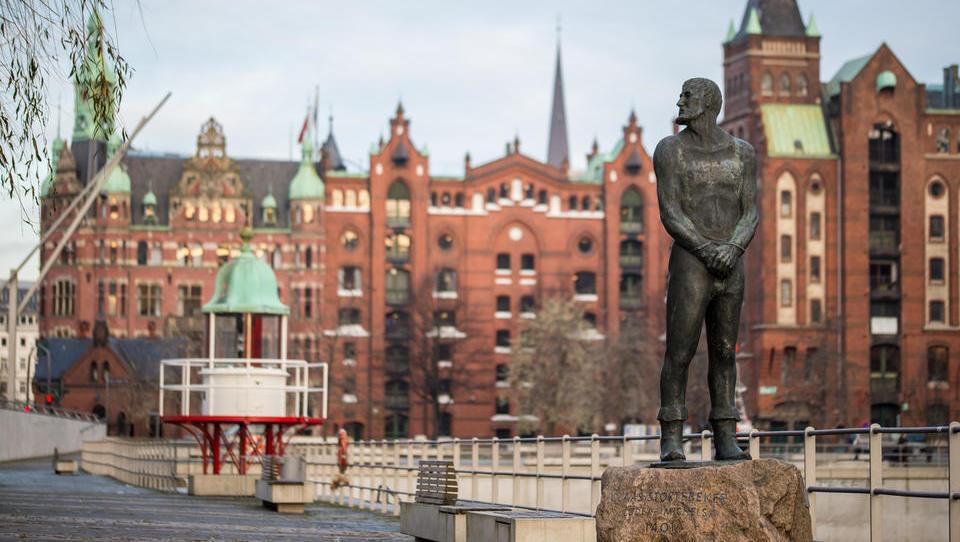 Kriminalec, ki so mu postavili spomenik