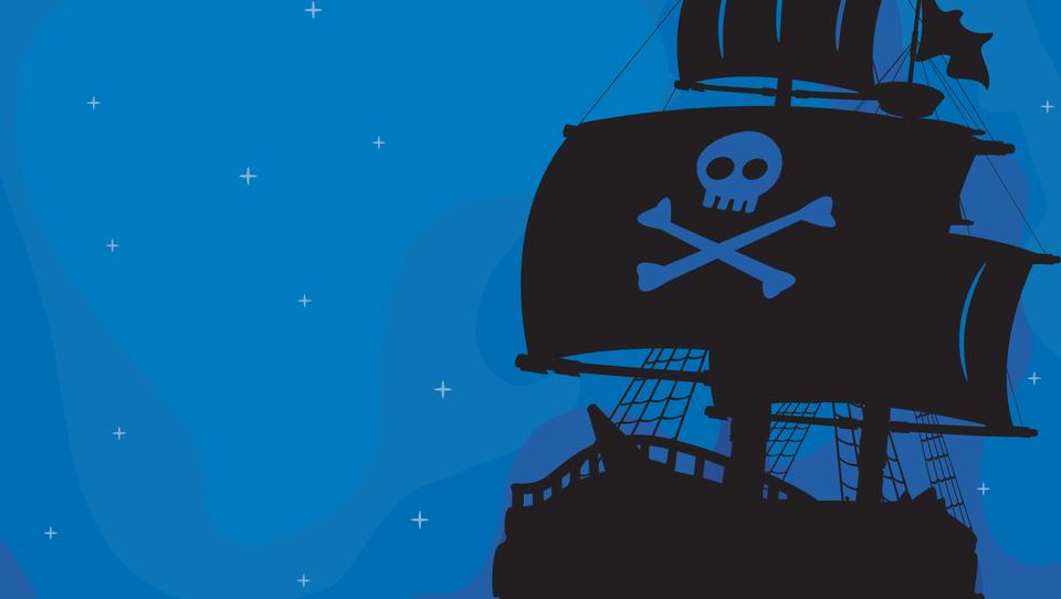 (Skoraj) vsi smo pirati